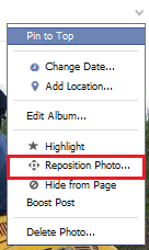 reposition photo