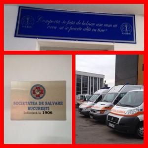 Serviciul de Ambulanta Bucuresti Ilfov