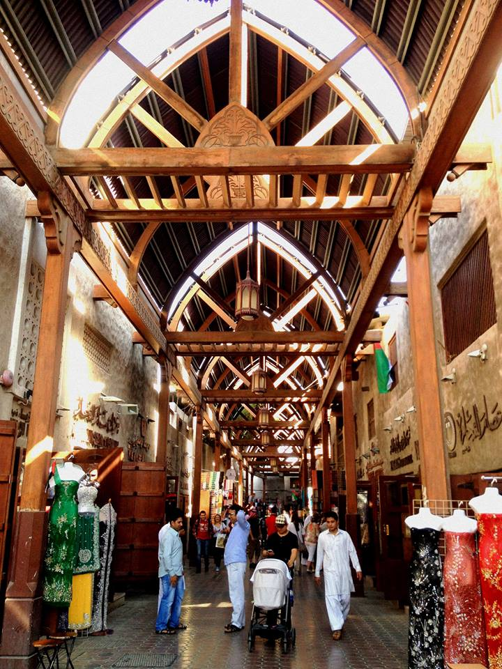 Souk Creek - Dubai