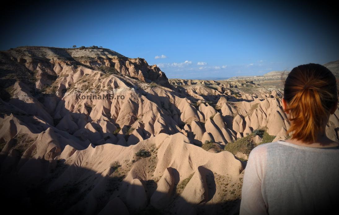 peisaj Cappadocia