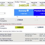 Guangzhou - oferta bilete air france 2