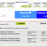 Punta Cana - oferta bilete Air France