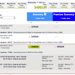 Punta Cana - oferta bilete Air France 2
