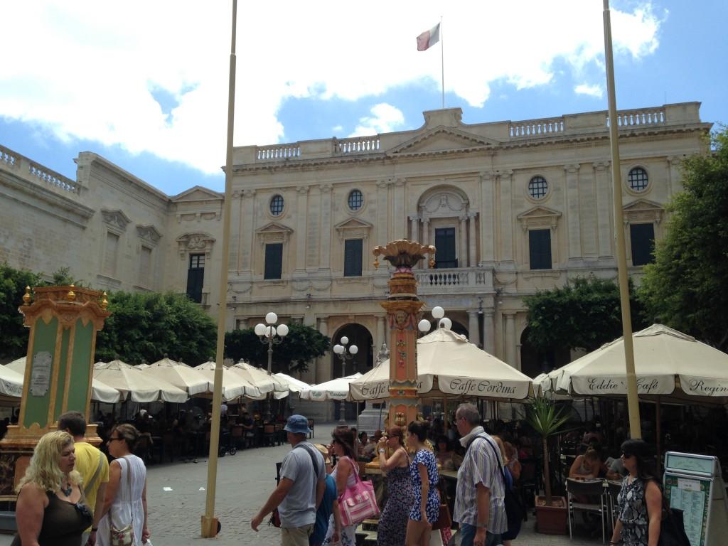 Valetta Center