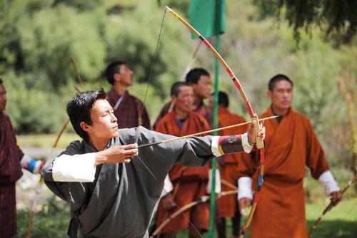 Sport national bhutan