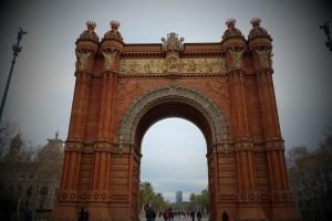 Arcul de triumf - Barcelona